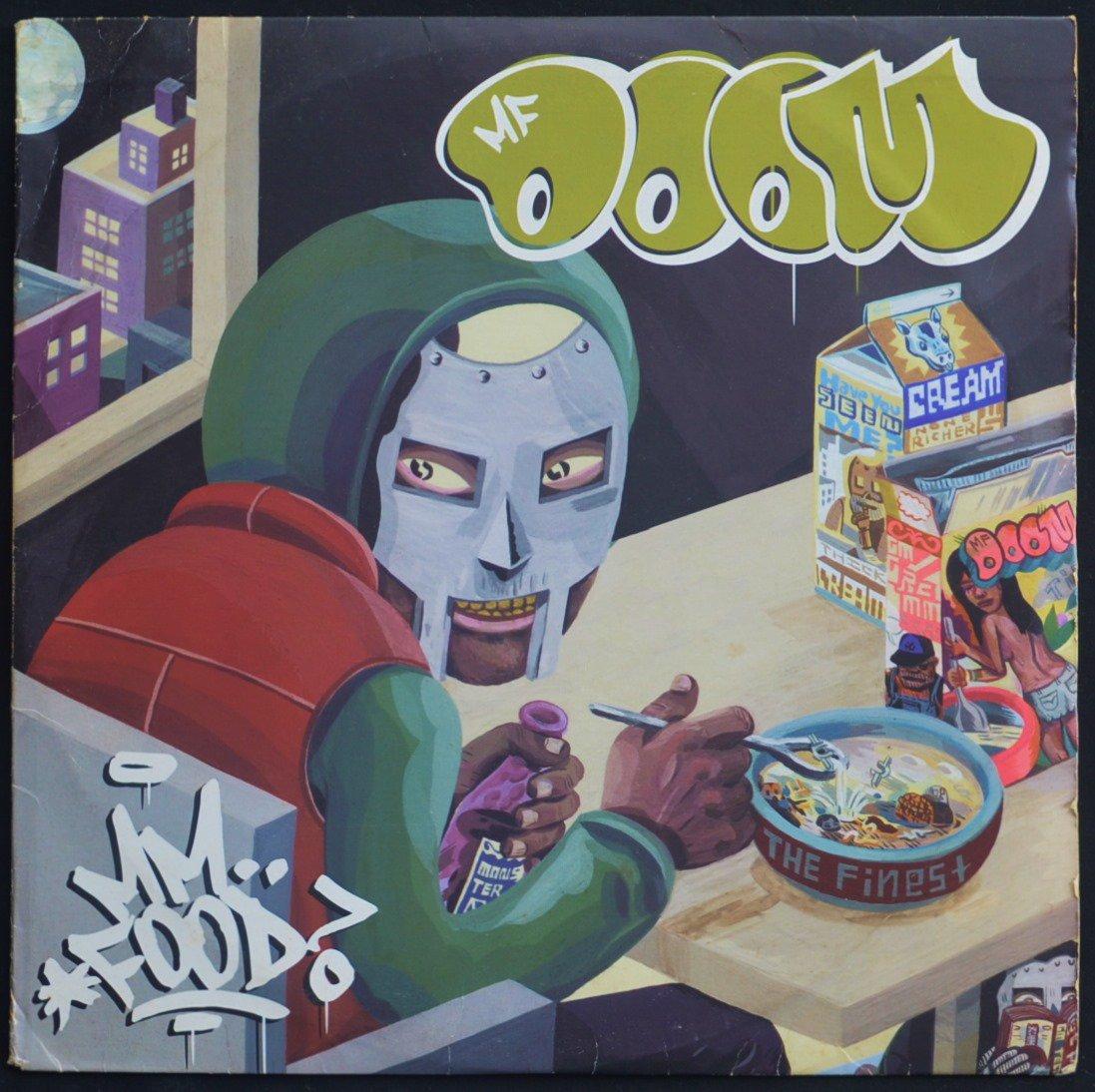 MF DOOM / MM..FOOD (2LP)