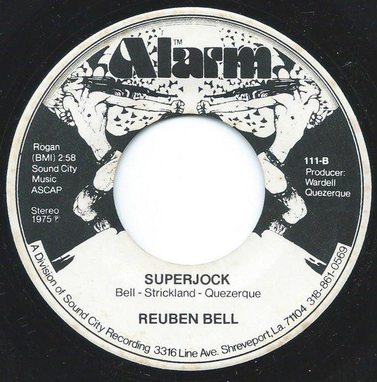 REUBEN BELL / SUPERJOCK / I STILL HAVE TO SAY GOODBYE (7