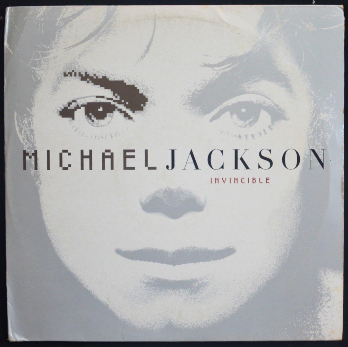 MICHAEL JACKSON / INVINCIBLE (2LP)