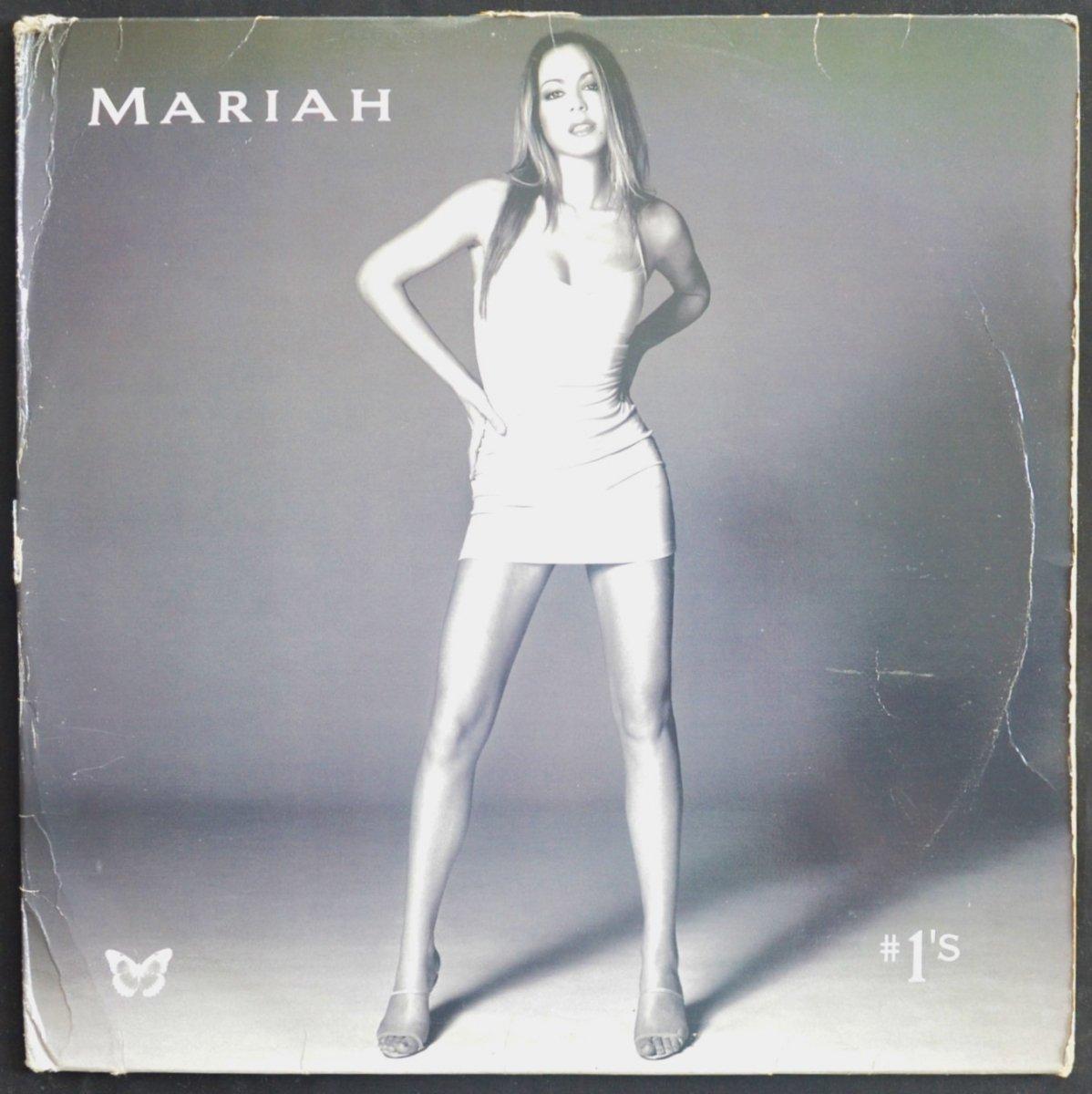 MARIAH CAREY / #1'S (2LP)