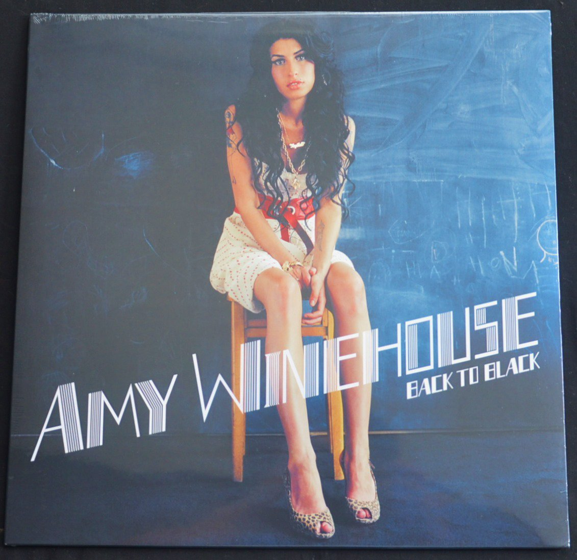 AMY WINEHOUSE / BACK TO BLACK (1LP)