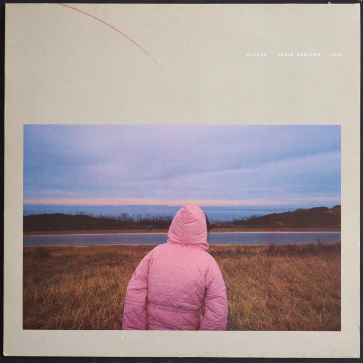 DAVID DARLING / CYCLES (LP)