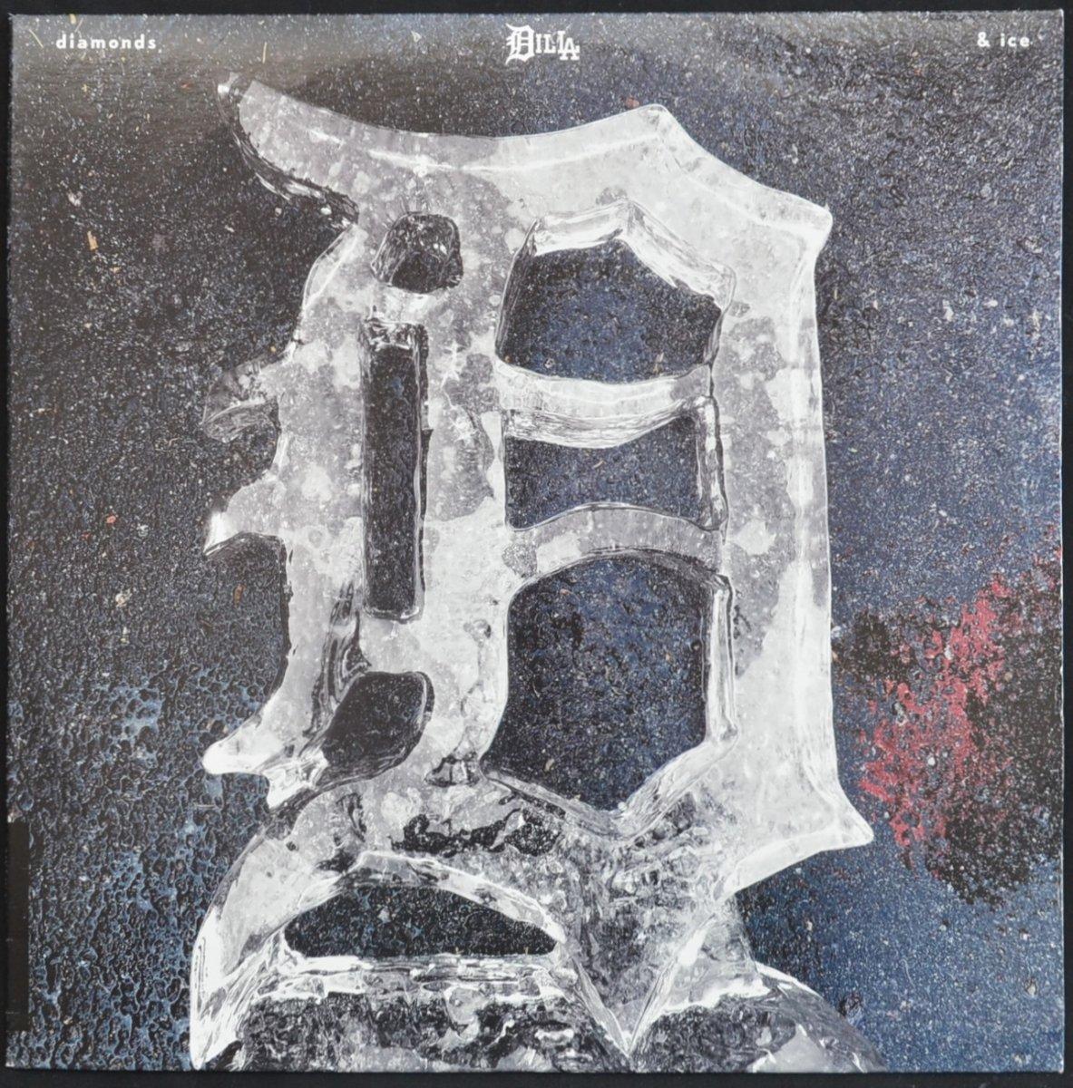 J DILLA / DIAMONDS & ICE (12