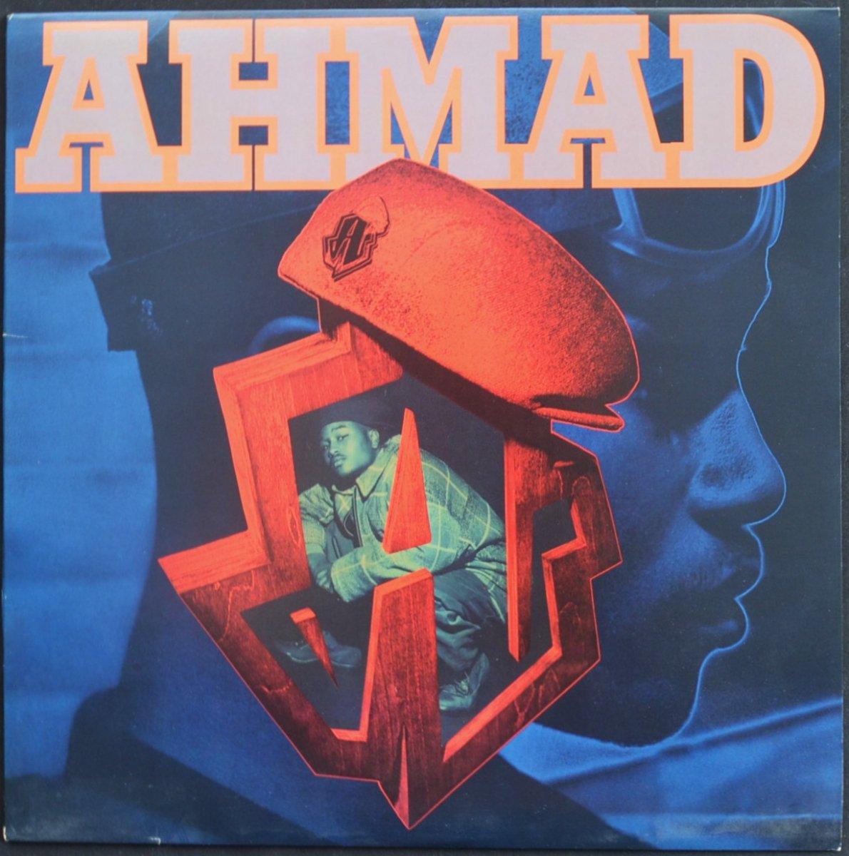 AHMAD / AHMAD (1LP)