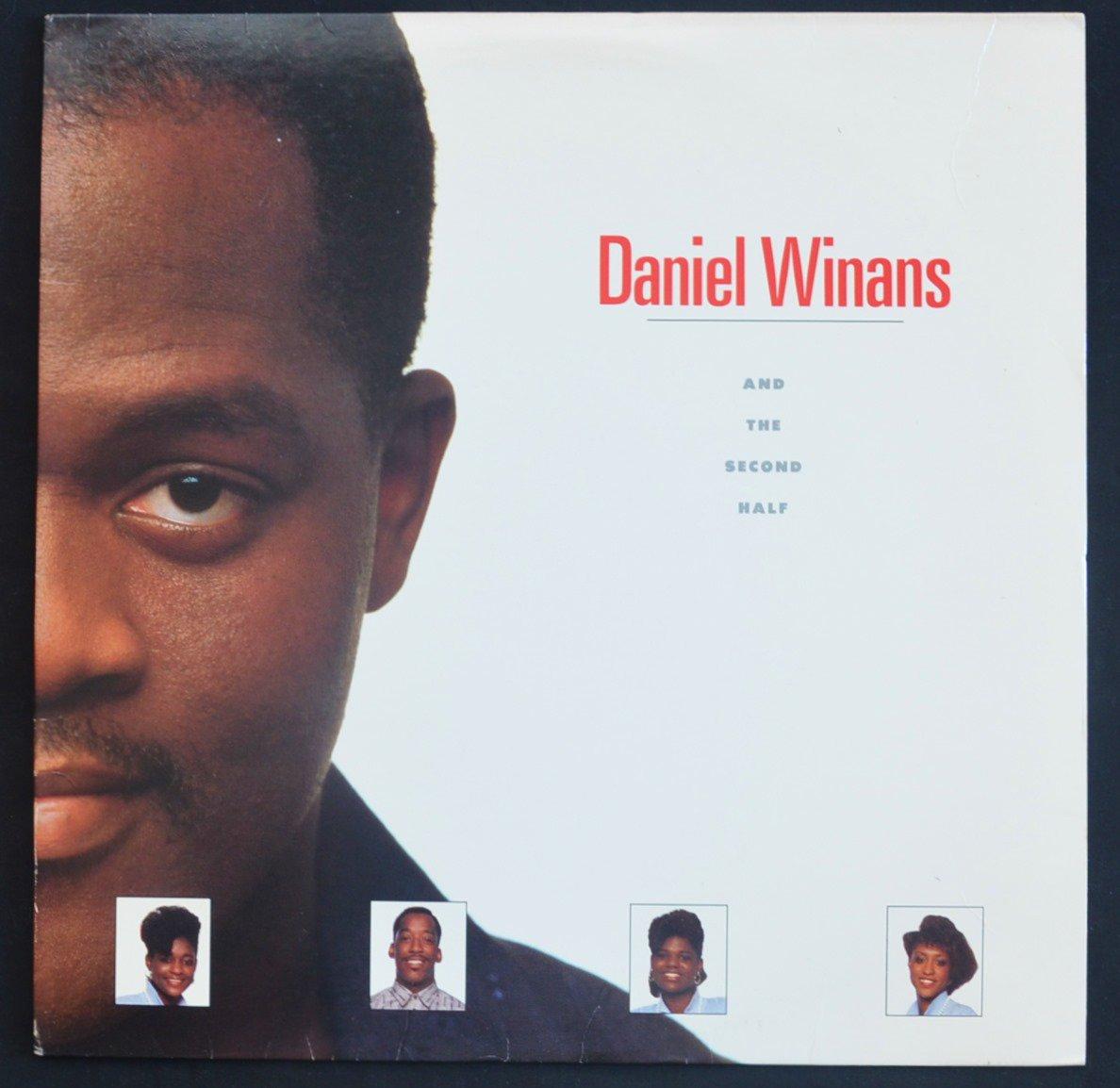 DANIEL WINANS / AND THE SECOND HALF (LP)