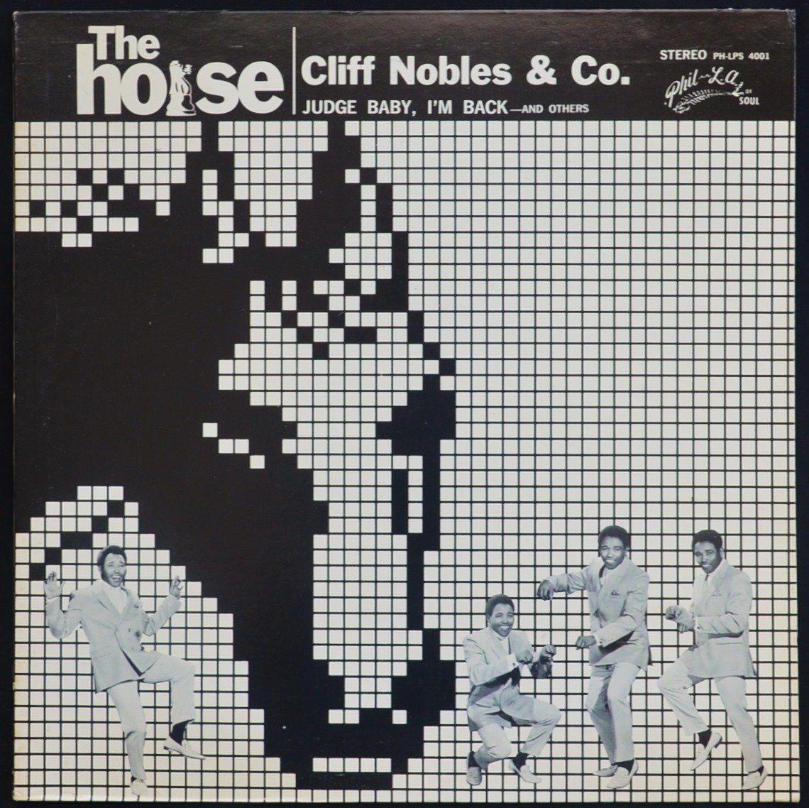 CLIFF NOBLES & CO. / THE HORSE (LP)
