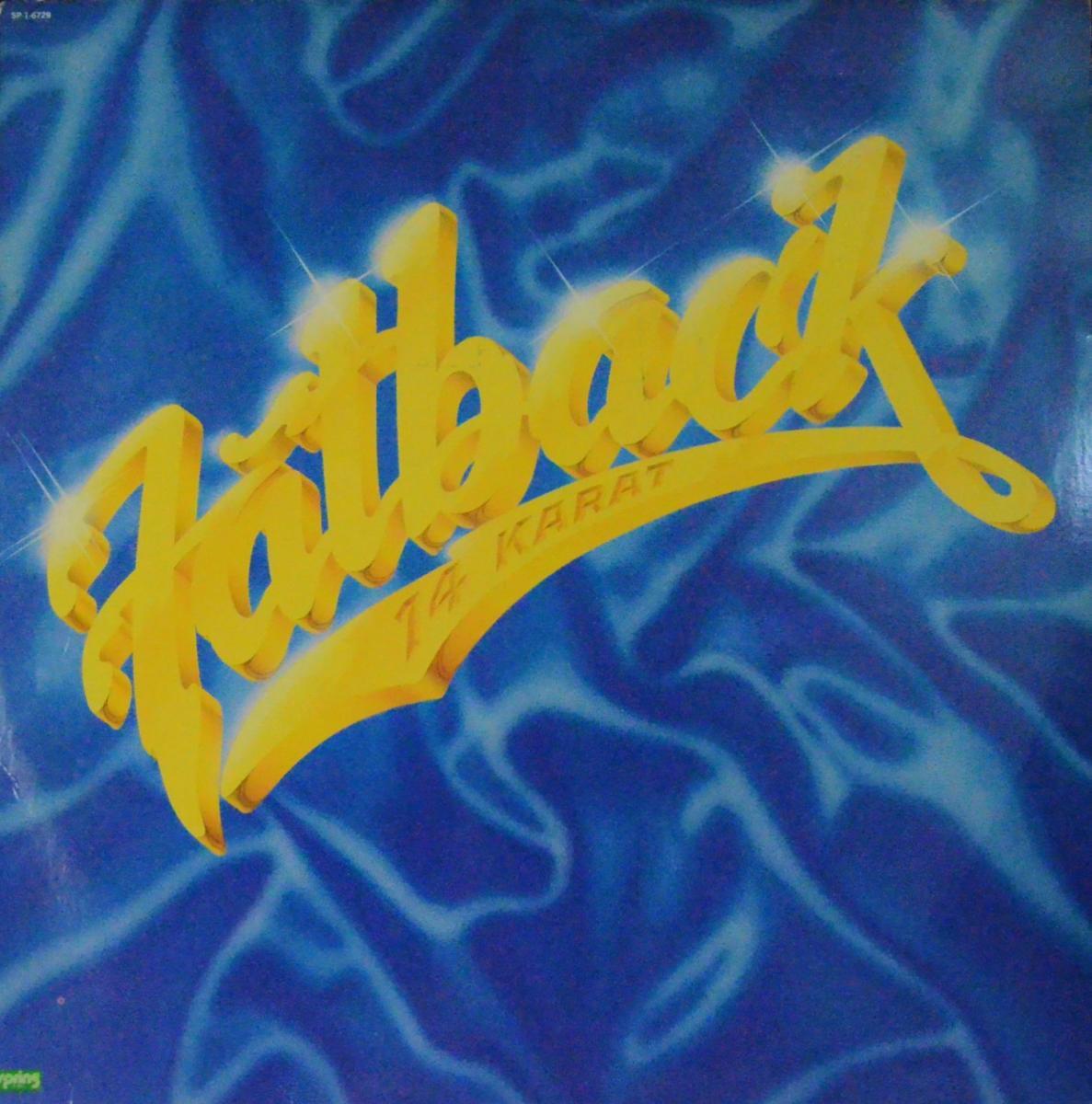 FATBACK / 14 KARAT (LP)