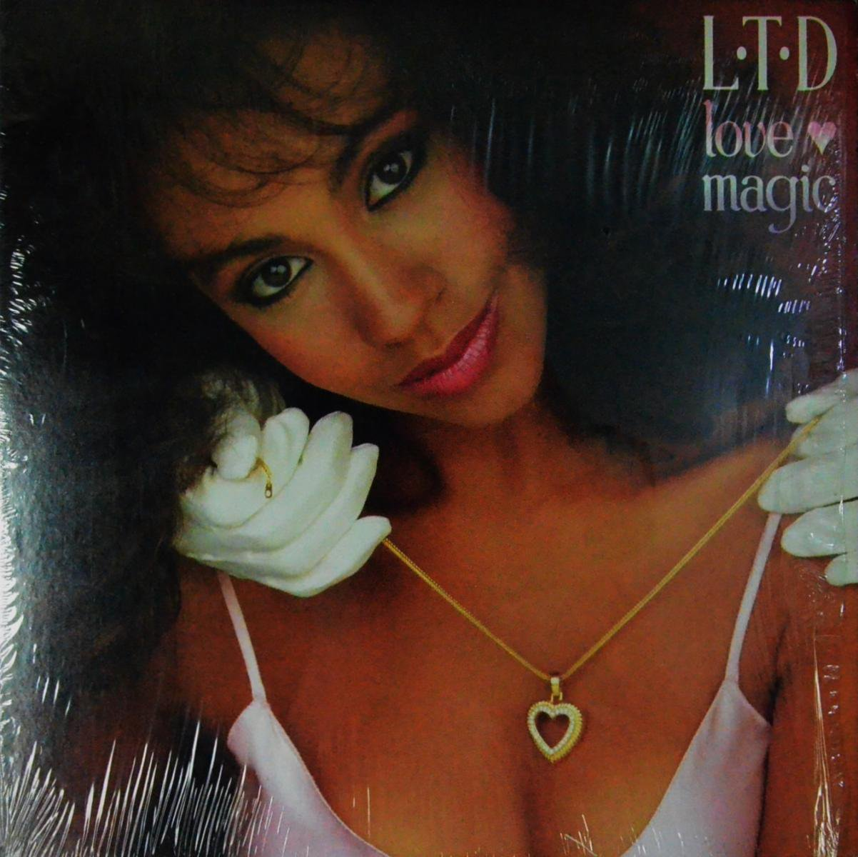 L.T.D. / LOVE MAGIC (LP)
