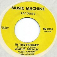 CHARLES BRINKLEY / IN THE POCKET (7