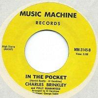 CHARLES BRINKLEY / IN THE POCKET (7