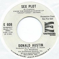DONALD AUSTIN / SEX PLOT (7