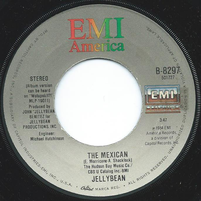 JELLYBEAN / THE MEXICAN (7