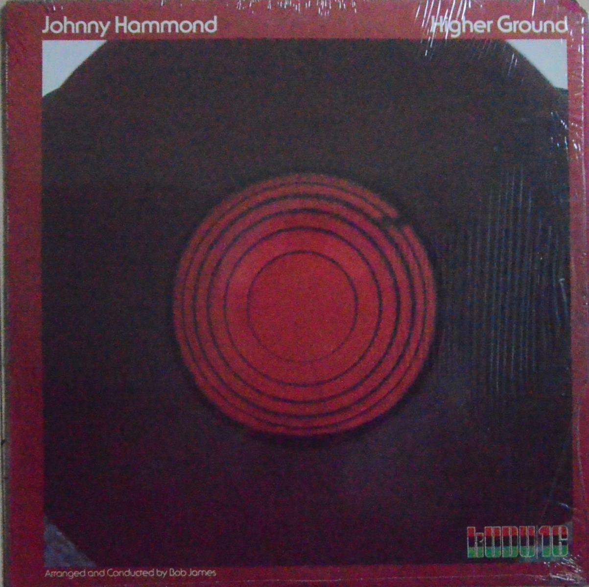 JOHNNY HAMMOND / HIGHER GROUND (LP)