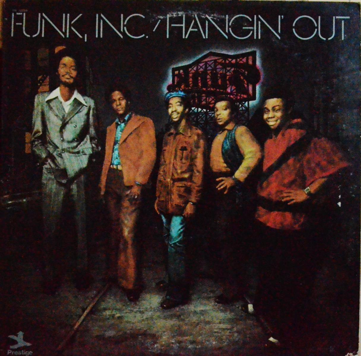 FUNK,INC. / HANGIN' OUT (LP)