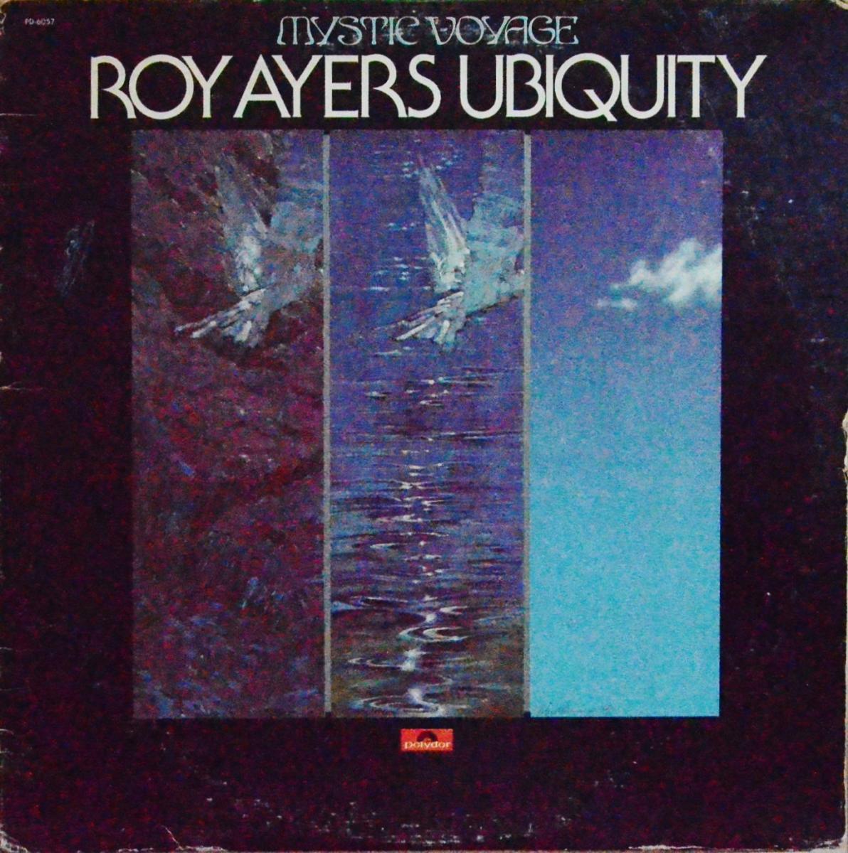 ROY AYERS UBIQUITY / MYSTIC VOYAGE (LP)