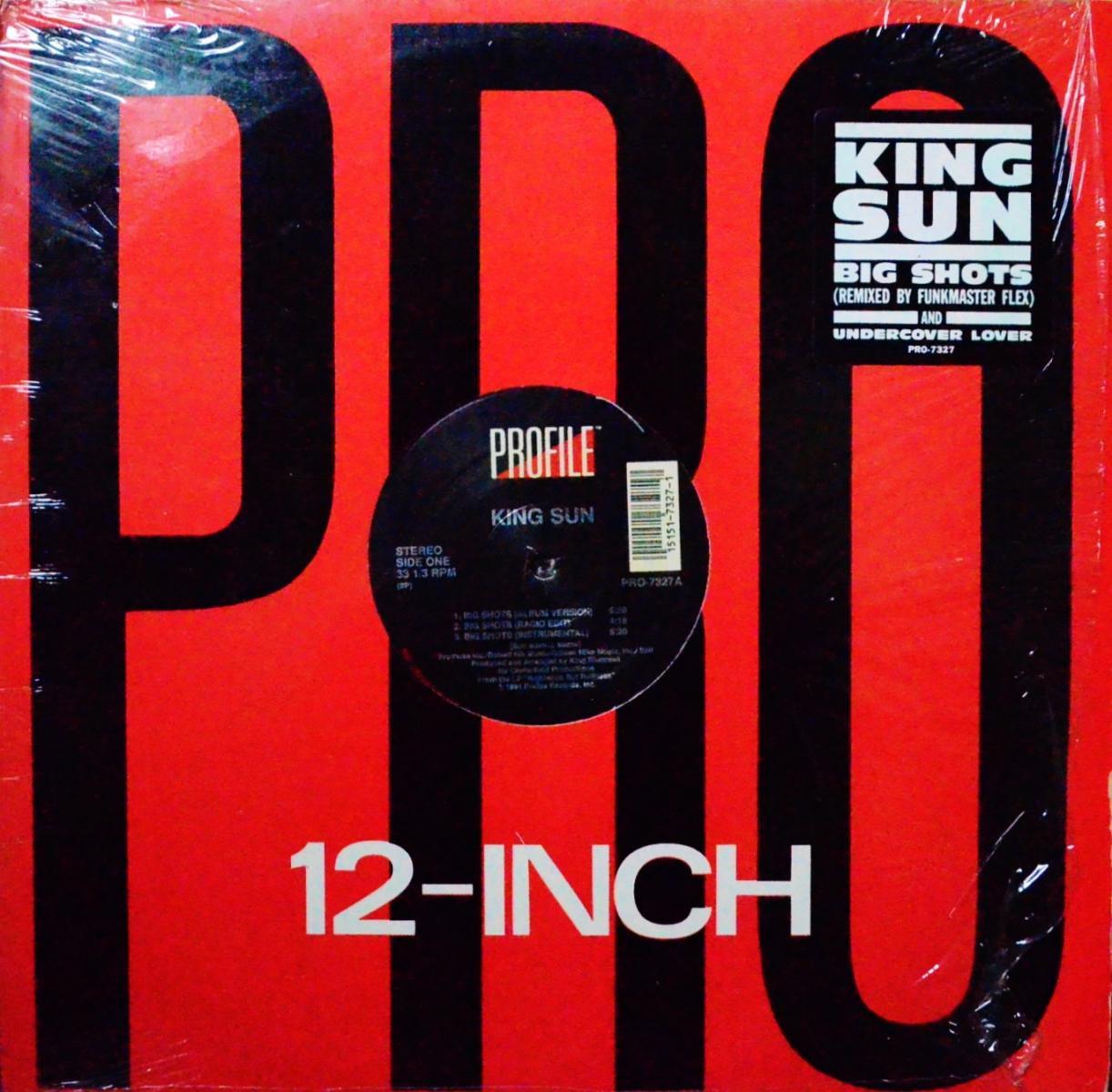 KING SUN / BIG SHOTS (12