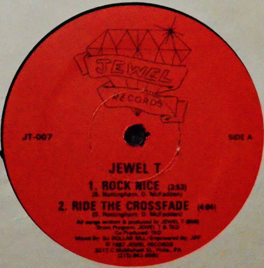 JEWEL T / ROCK NICE (12