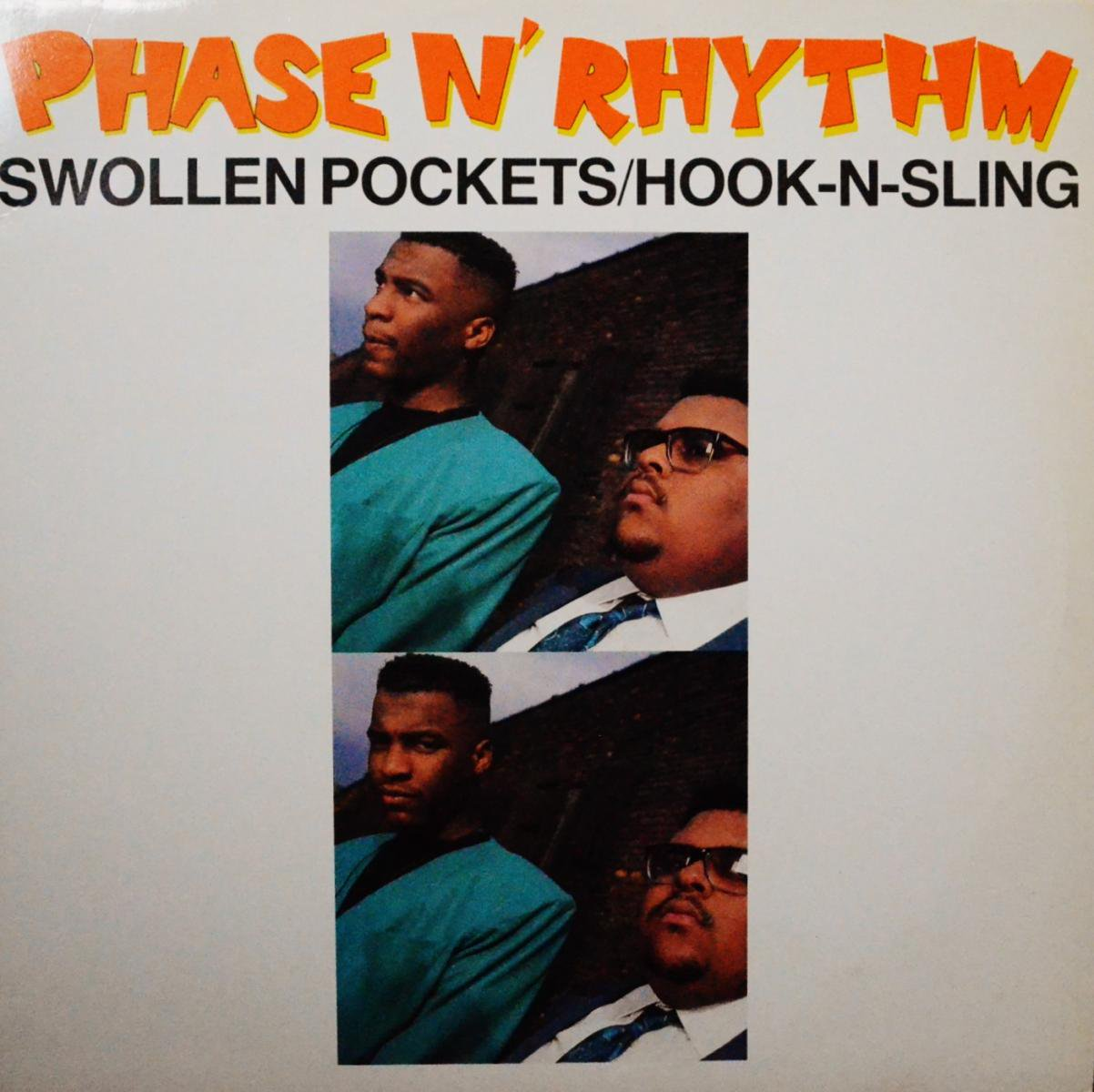 PHASE N' RHYTHM / SWOLLEN POCKETS (12