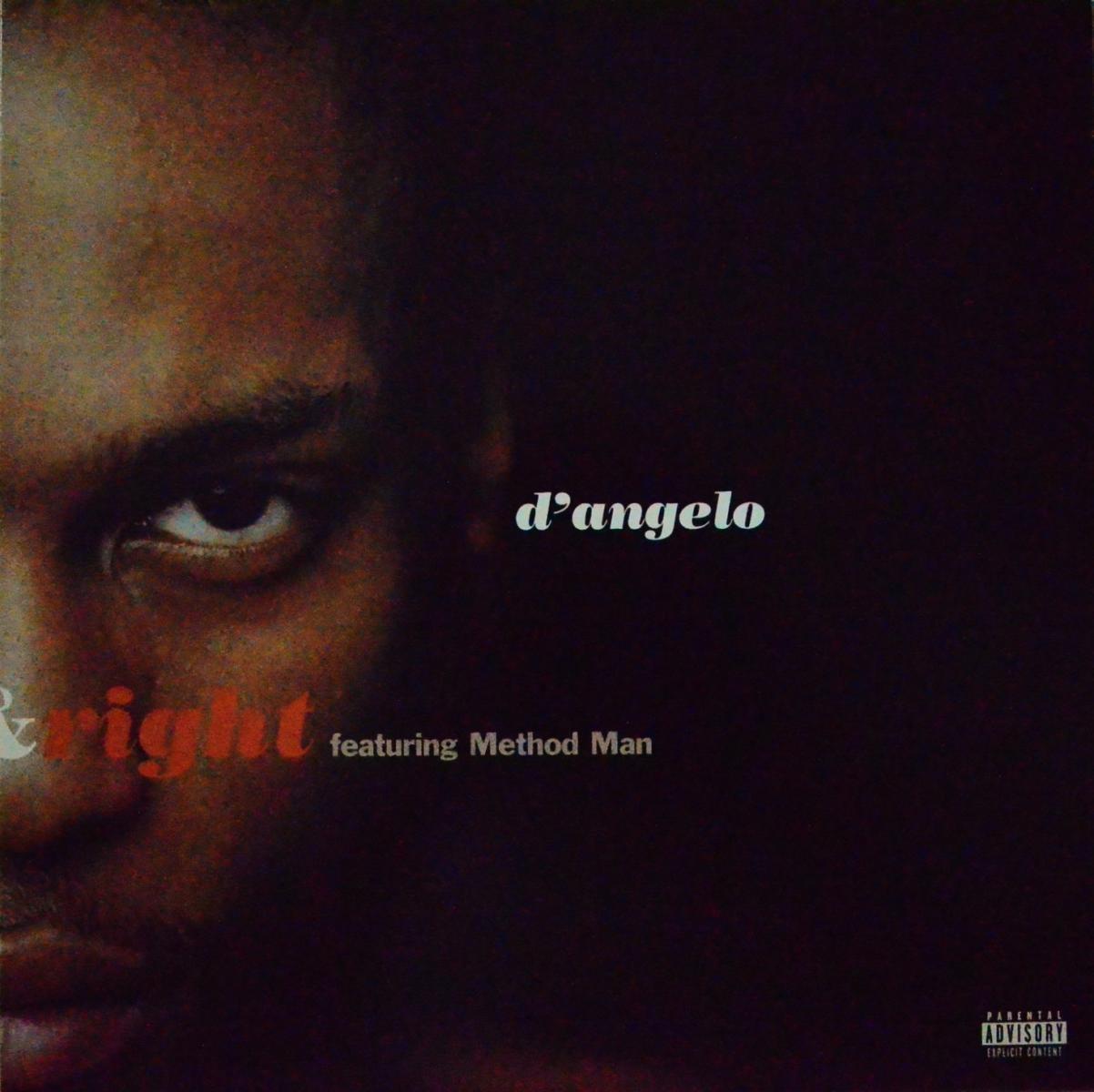 D'ANGELO / LEFT & RIGHT (12