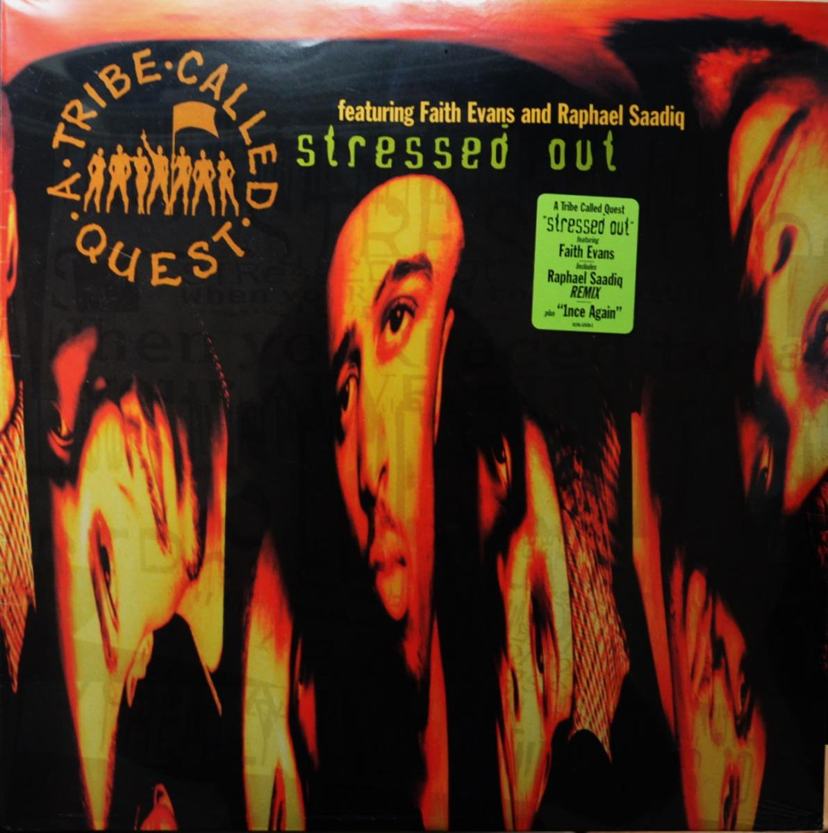 A TRIBE CALLED QUEST / STRESSED OUT (12