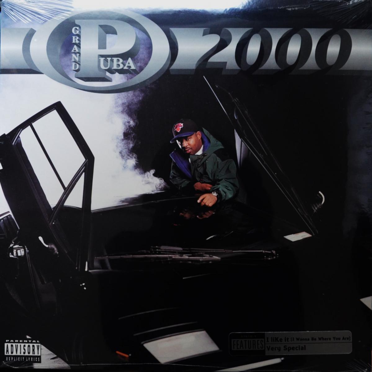 GRAND PUBA / 2000 (LP)