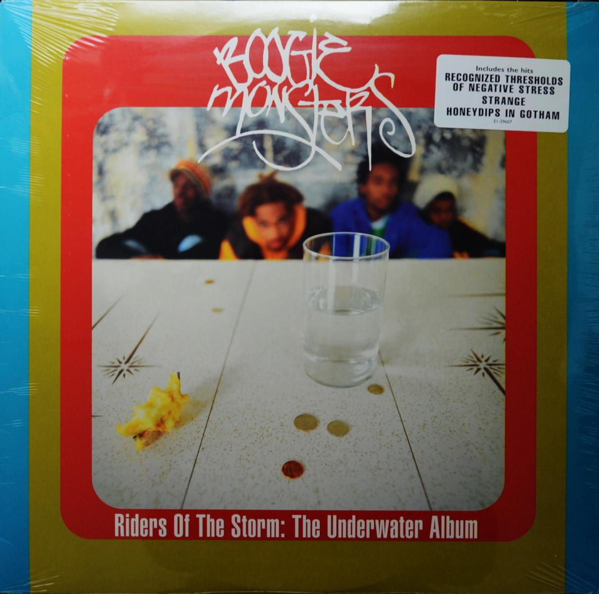BOOGIEMONSTERS / RIDERS OF THE STORM: THE UNDERWATER ALBUM (LP)