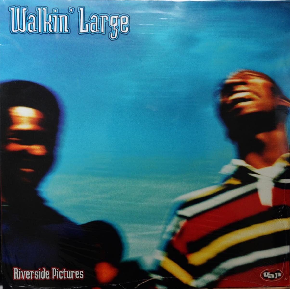 WALKIN'LARGE / RIVERSIDE PICTURES (LP)