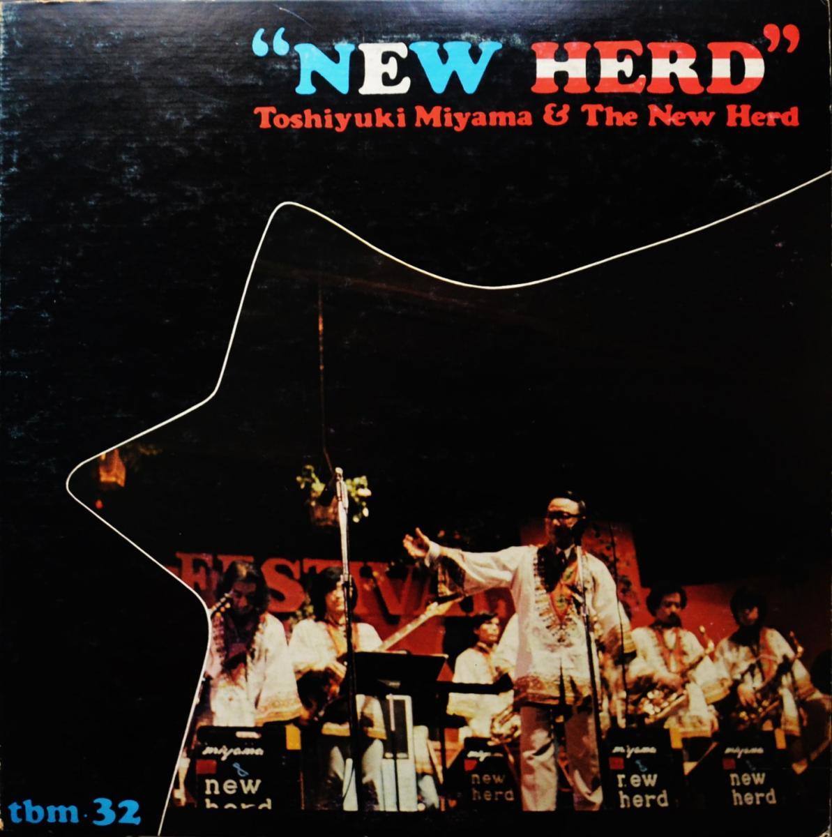 Toshiyuki Miyama & The New Herd - Live! New Herd