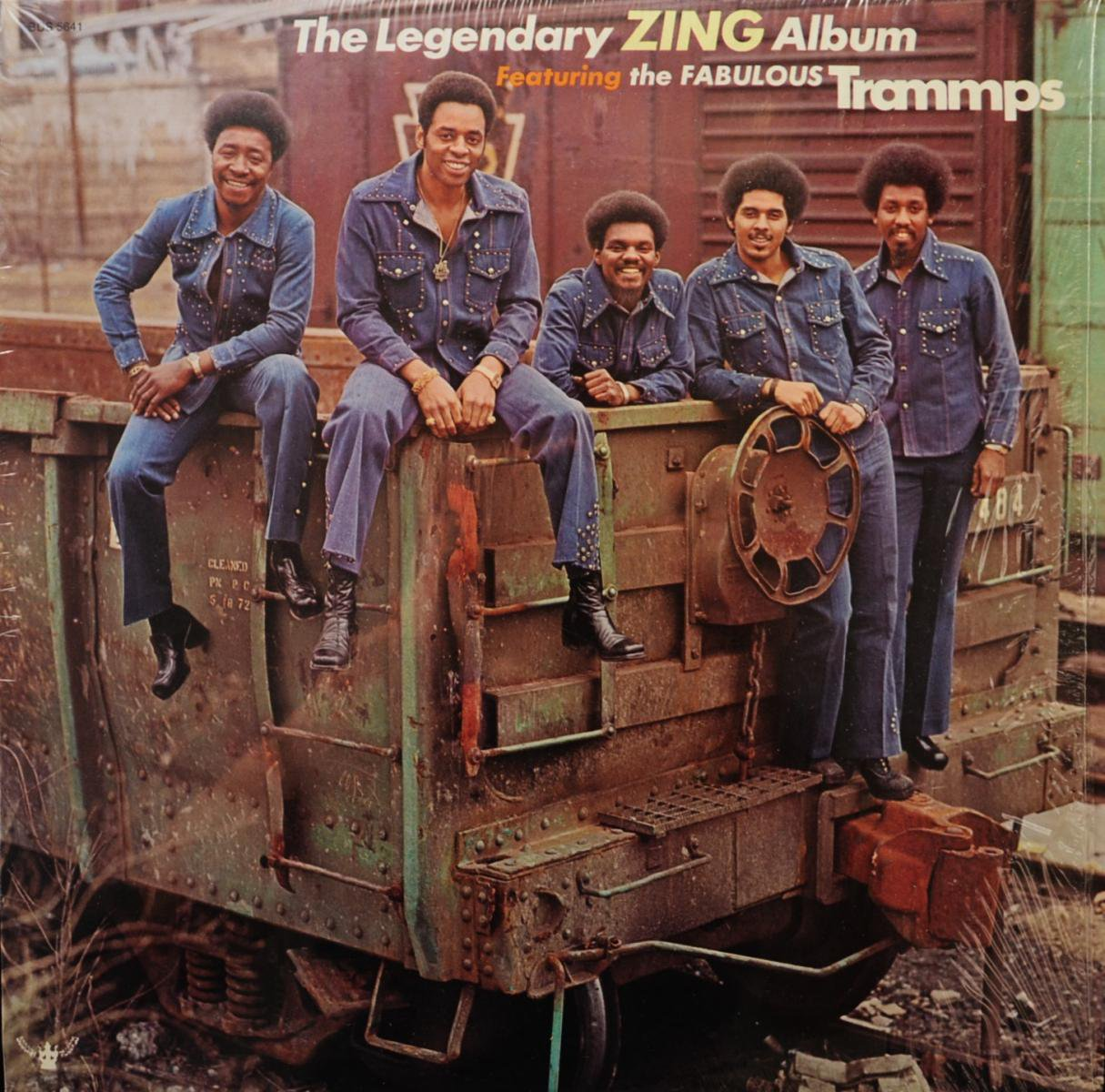 Trammps The Legendary Zing Album