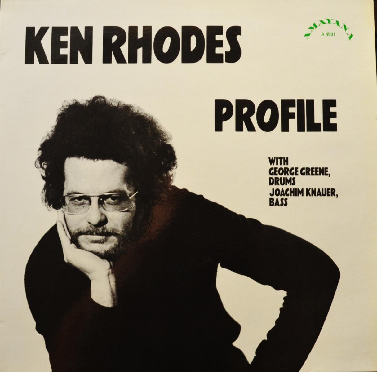 KEN RHODES / PROFILE (LP)
