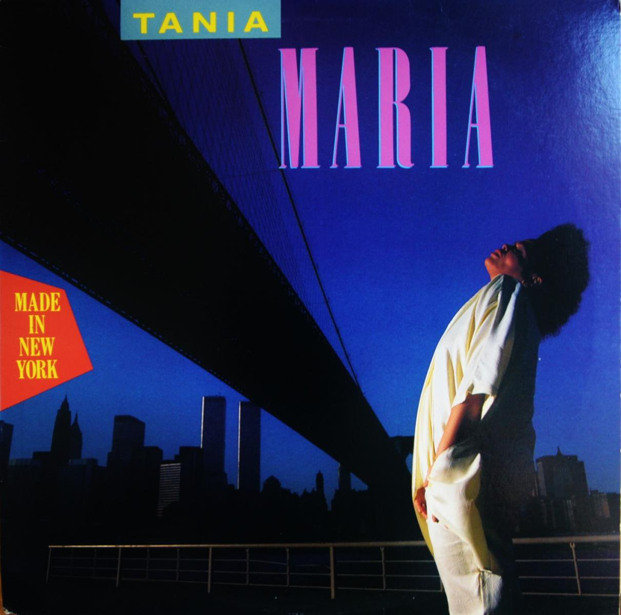 TANIA MARIA / MADE IN NEW YORK