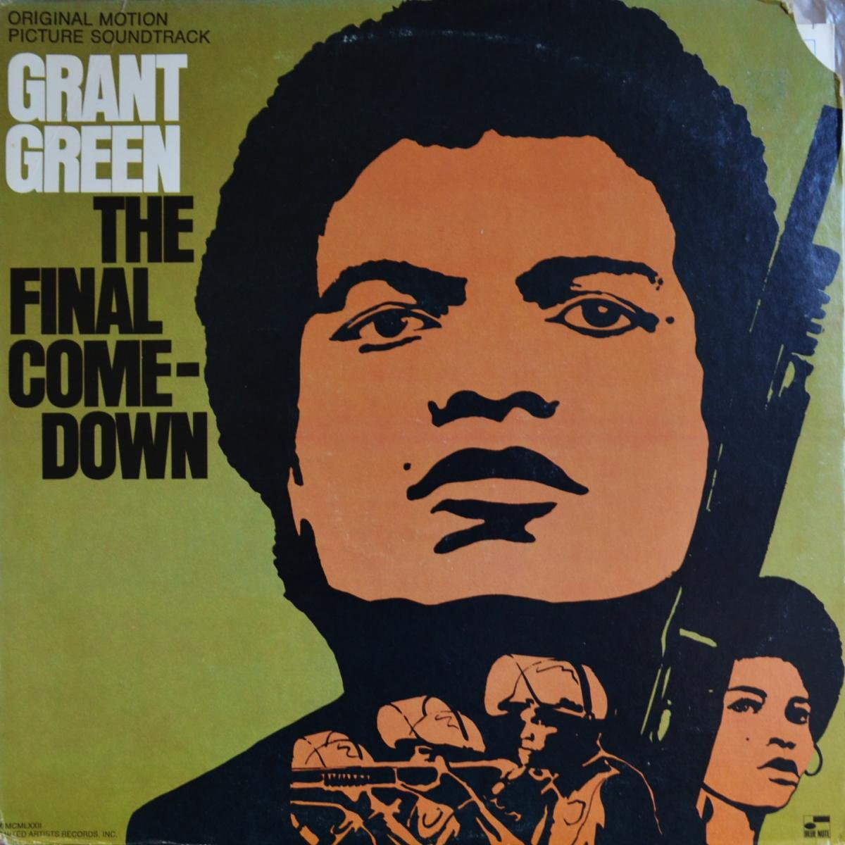 GRANT GREEN / THE FINAL COMEDOWN (LP)