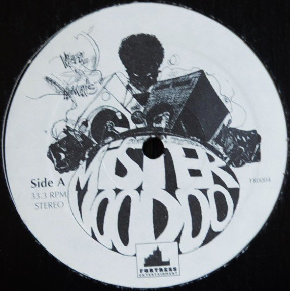 MISTER VOODOO / LYRICAL TACTICS (12