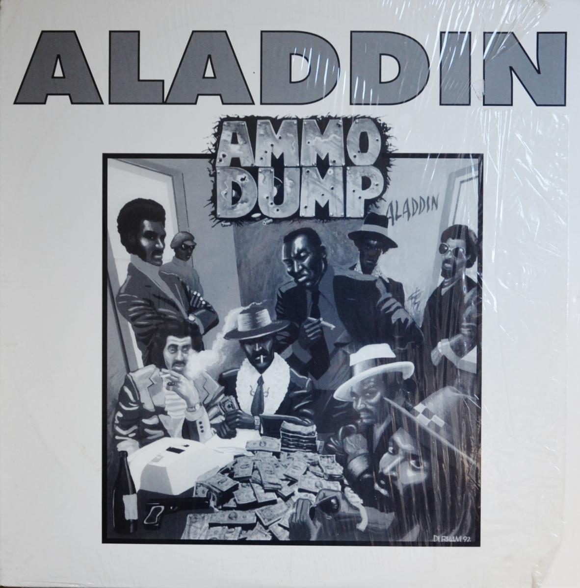 ALADDIN / AMMO DUMP (12