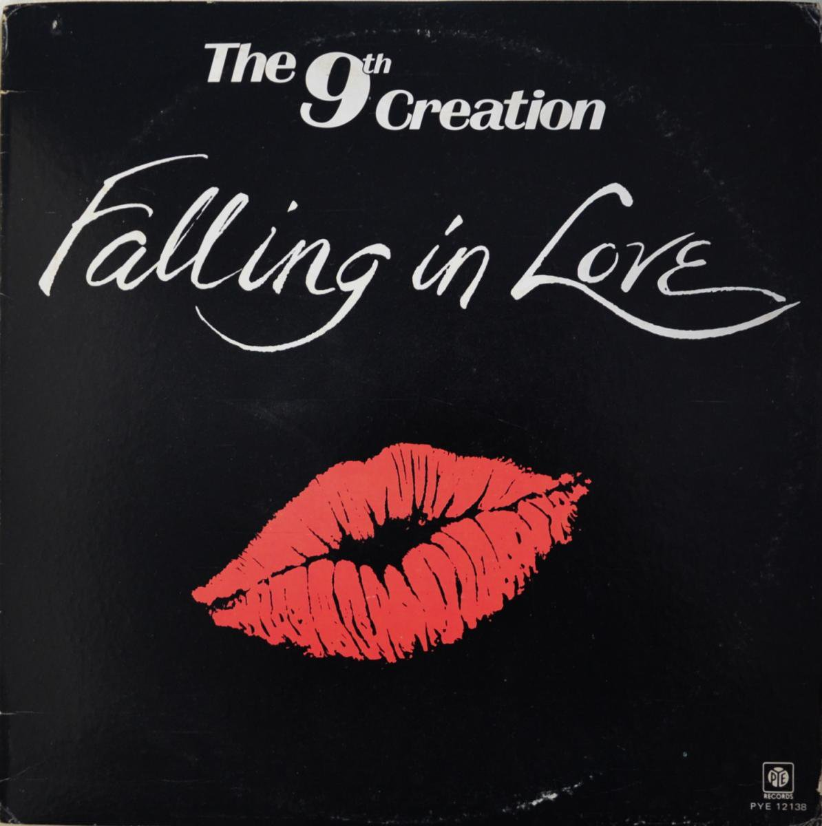 THE 9TH CREATION / FALLING IN LOVE (LP)