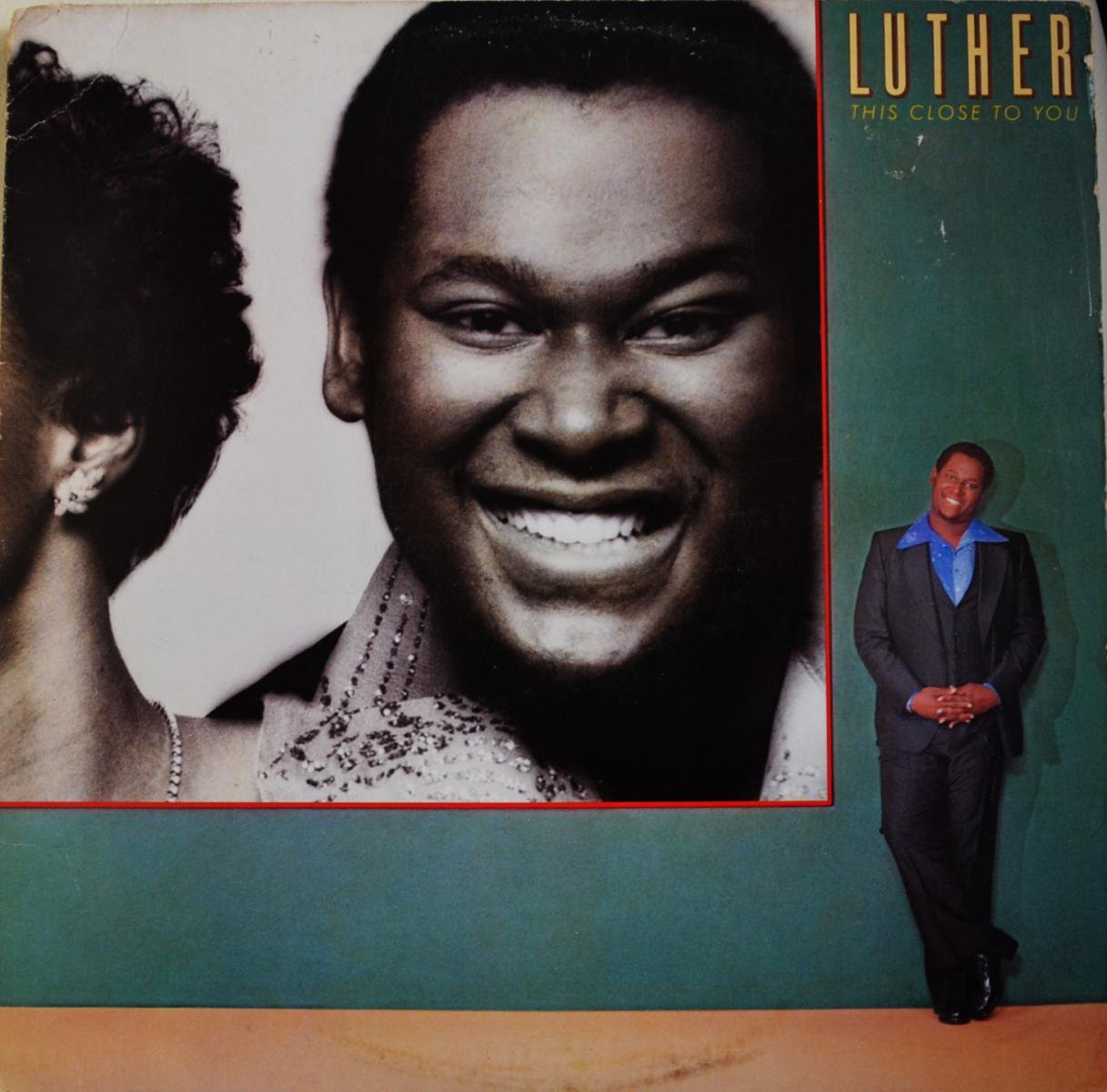 LUTHER / THIS CLOSE TO YOU (LP)