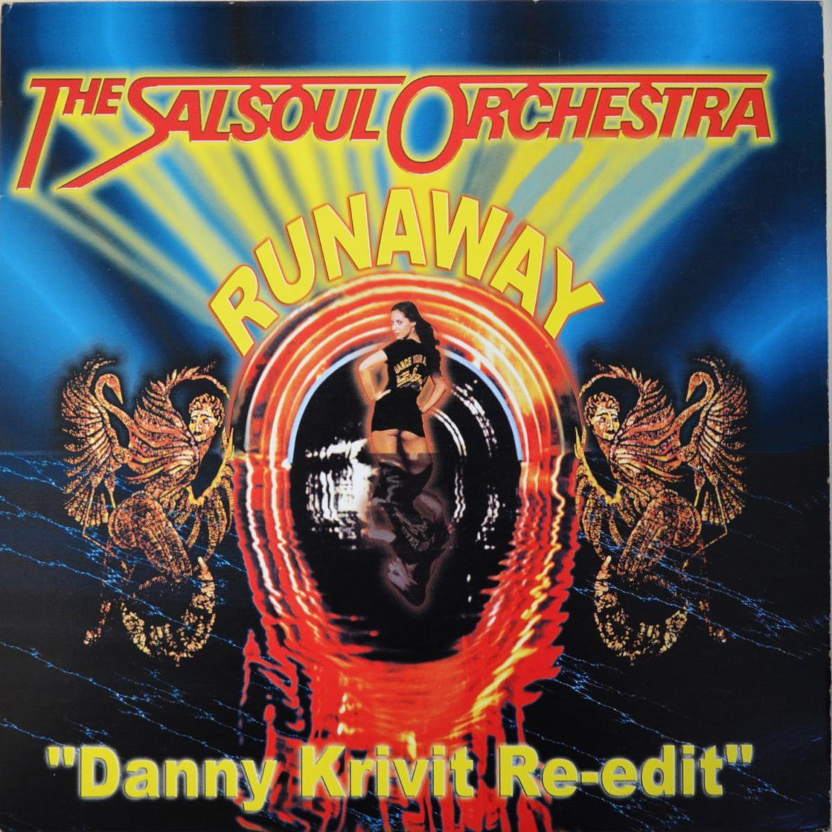 THE SALSOUL ORCHESTRA / RUNAWAY-Danny Krivit Re-Edit (12