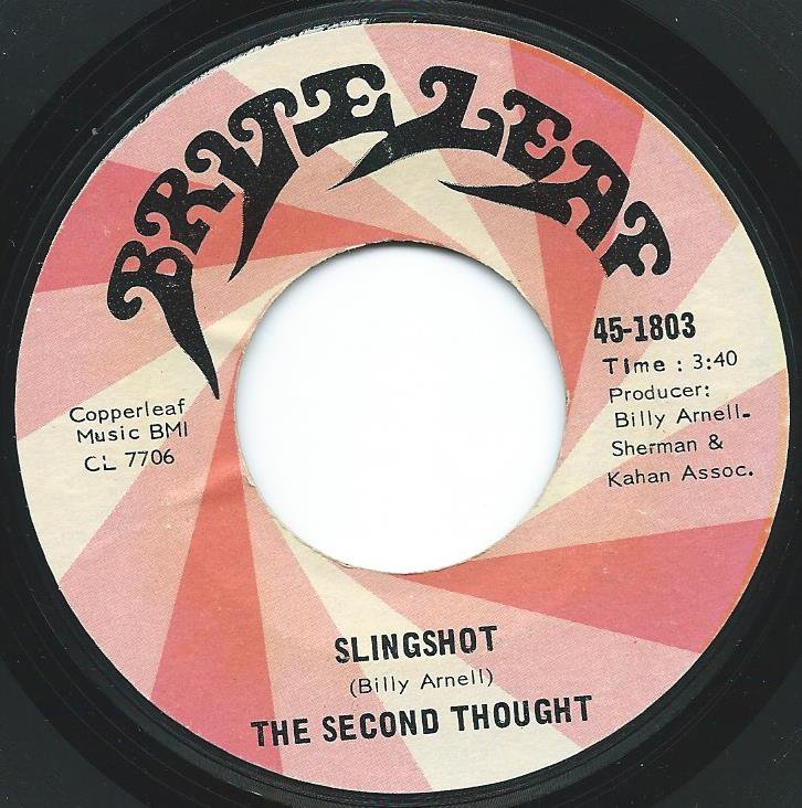 THE SECOND THOUGHT / SLINGSHOT (7