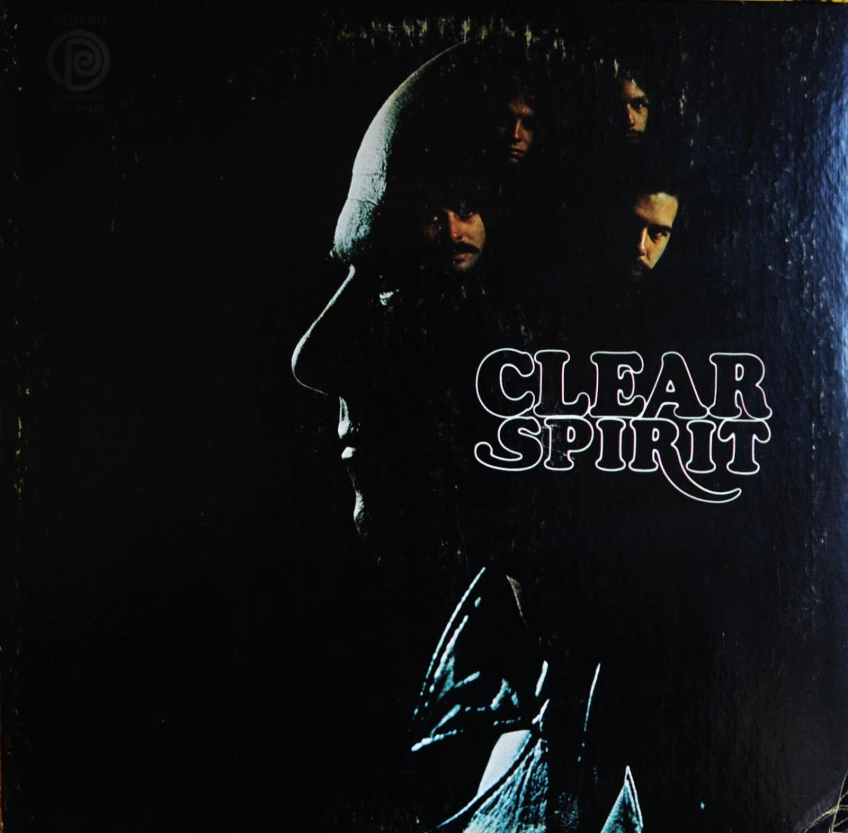 SPIRIT / CLEAR (LP)