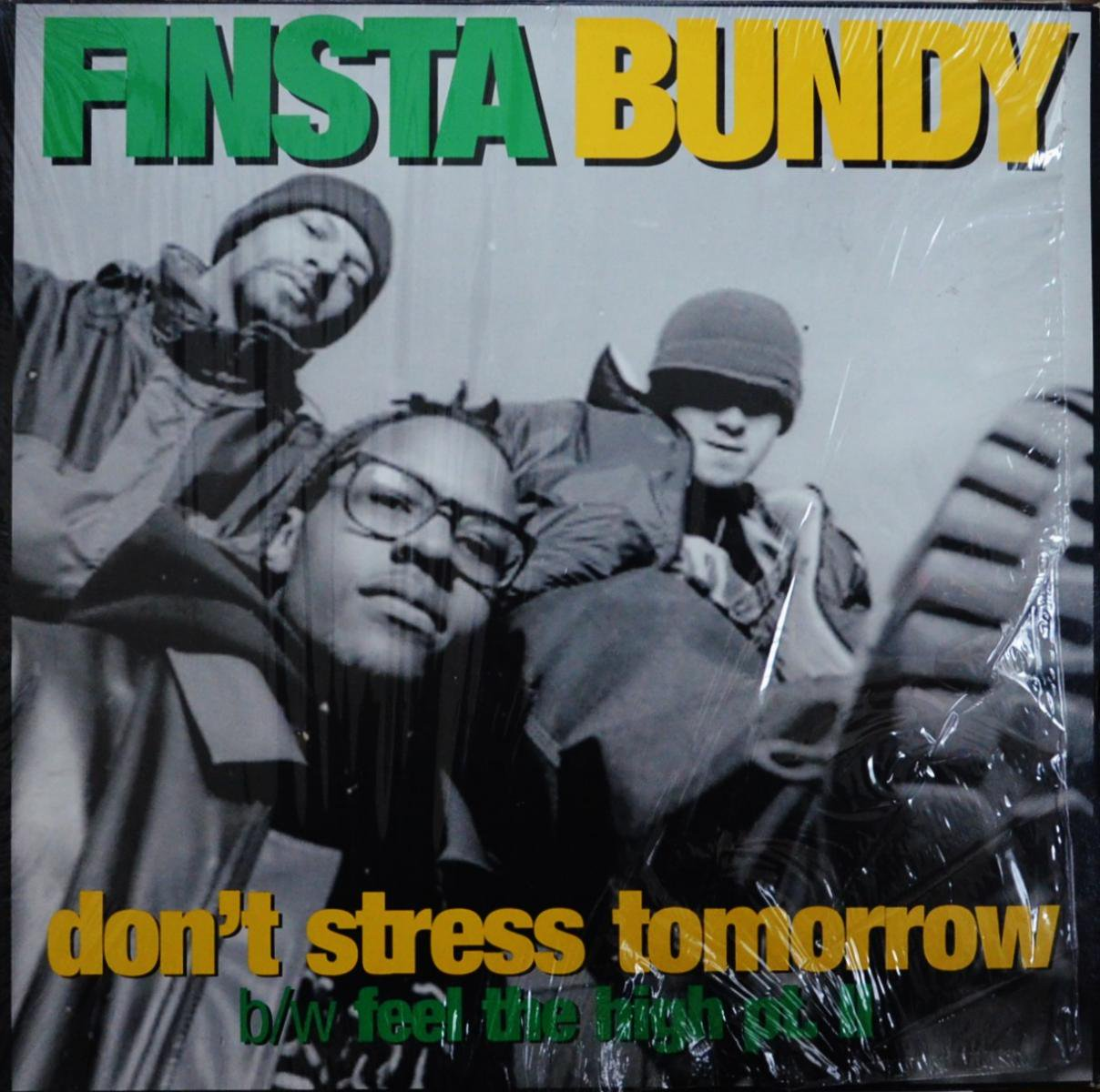 FINSTA BUNDY / DON'T STRESS TOMORROW (12