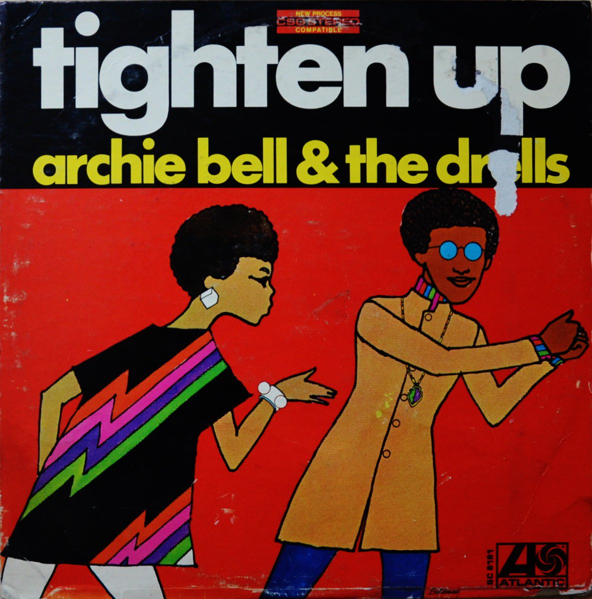 ARCHIE BELL & THE DRELLS / TIGHTEN UP (LP)