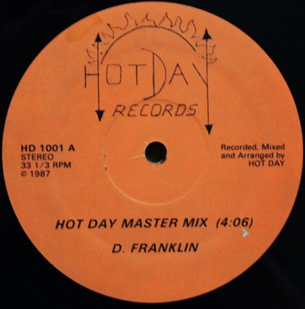 HOT DAY WITH SUPER KIDS / HOT DAY MASTER MIX (12