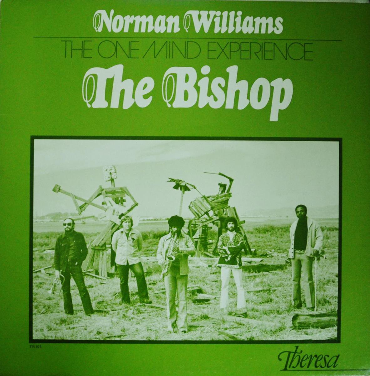 NORMAN WILLIAMS AND THE ONE MIND EXPERIENCE / THE BISHOP (LP)