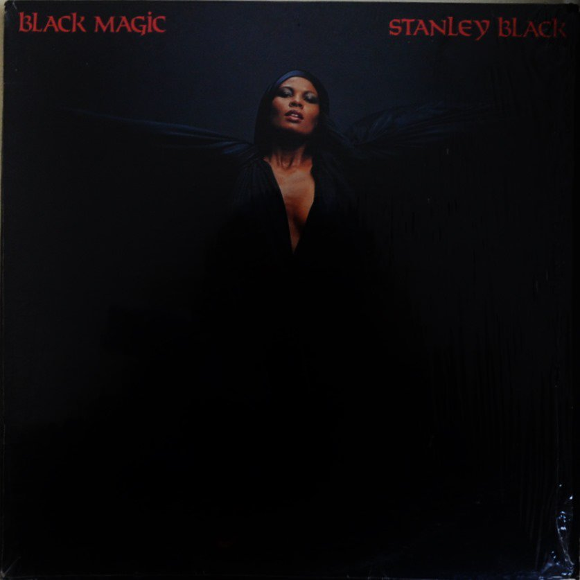 STANLEY BLACK / BLACK MAGIC (LP)