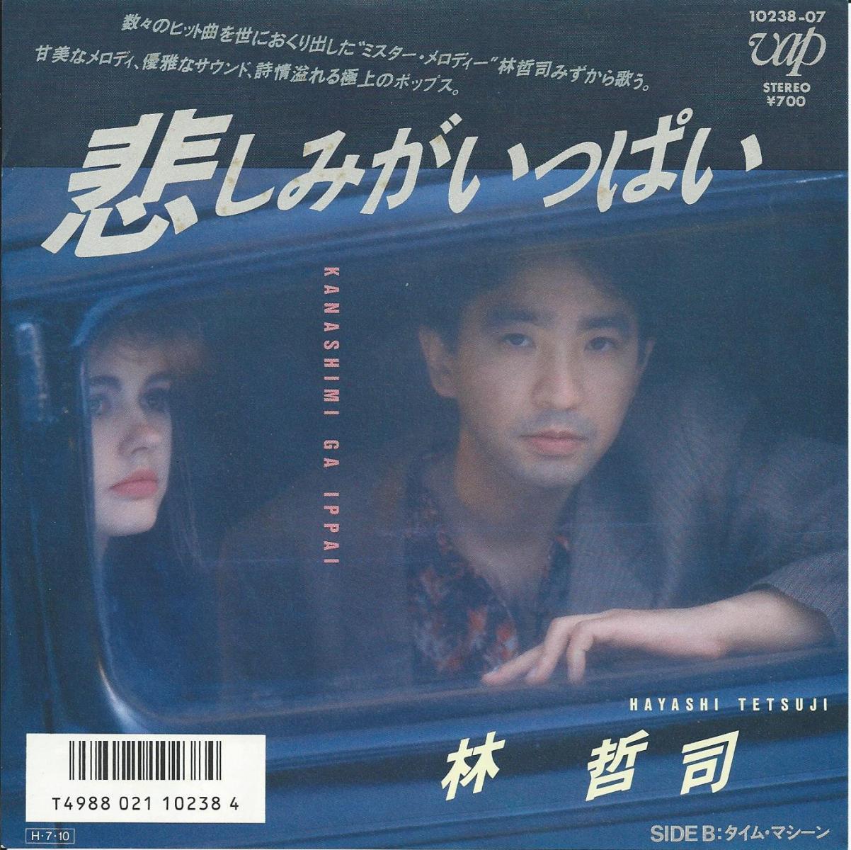 林哲司 HAYASHI TETSUJI / 悲しみがいっぱい KANASHI GA IPPAI (7