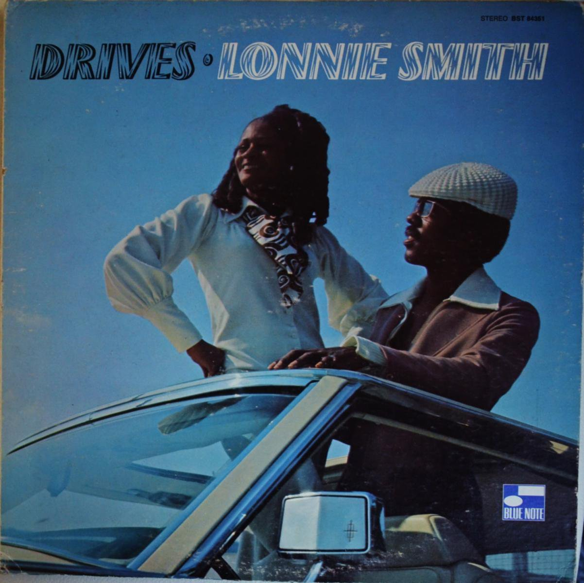 LONNIE SMITH / DRIVES (LP)