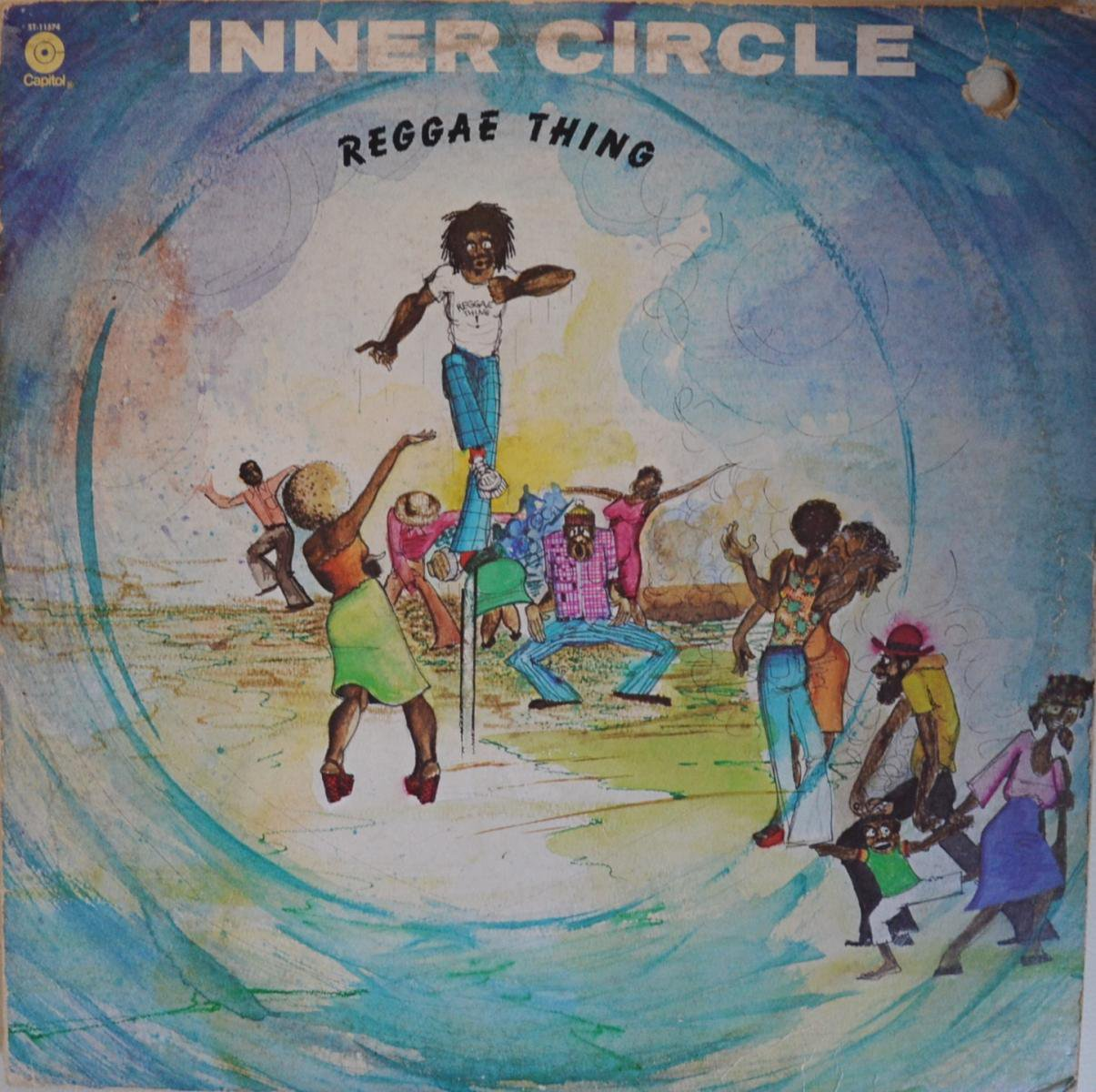INNER CIRCLE / REGGAE THING (LP)