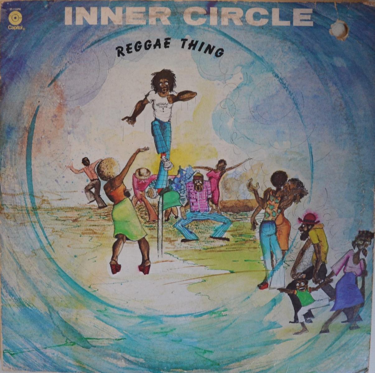 INNER CIRCLE / REGGAE THING (LP)