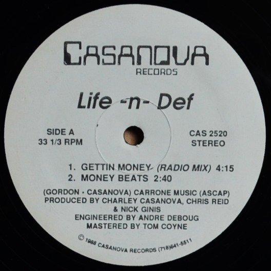 Life-N-Def - Gettin Money