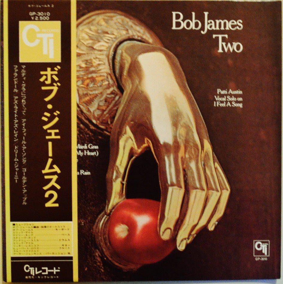 ボブ・ジェームス BOB JAMES / 2 TWO (LP)